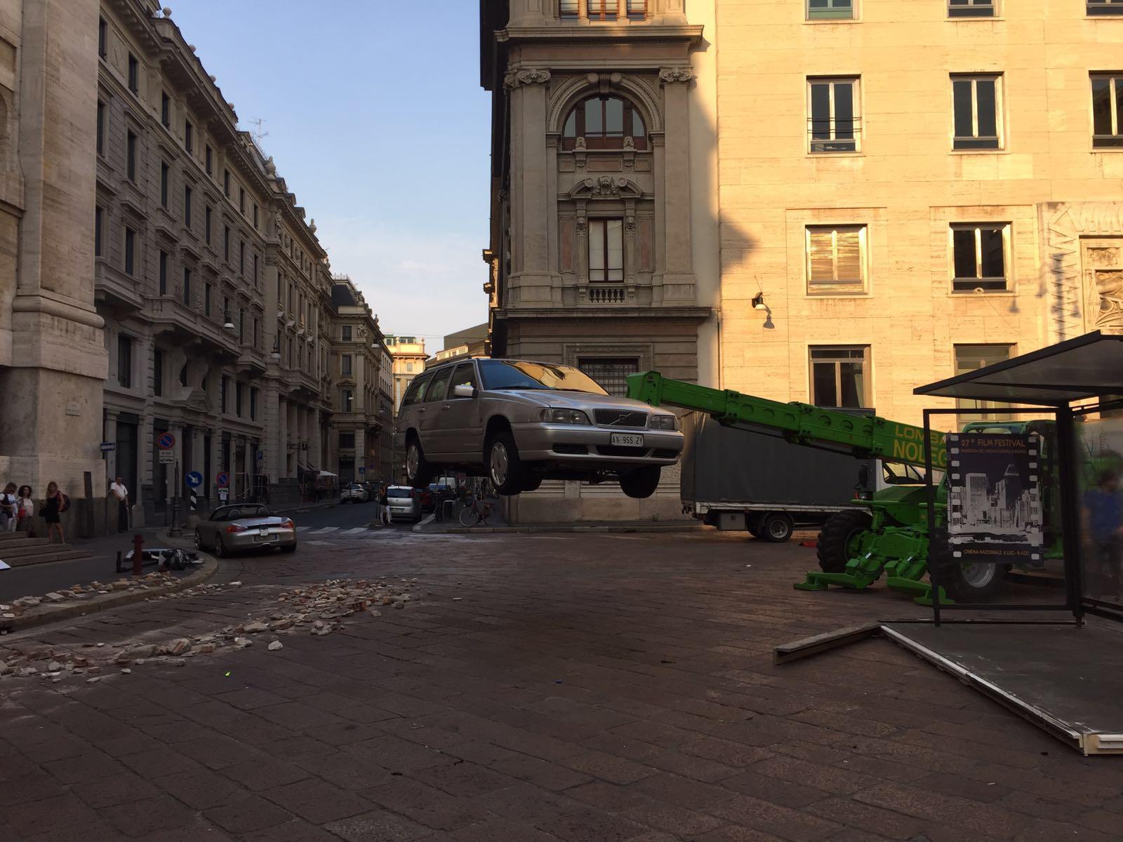 Piattaforme Aeree Milano