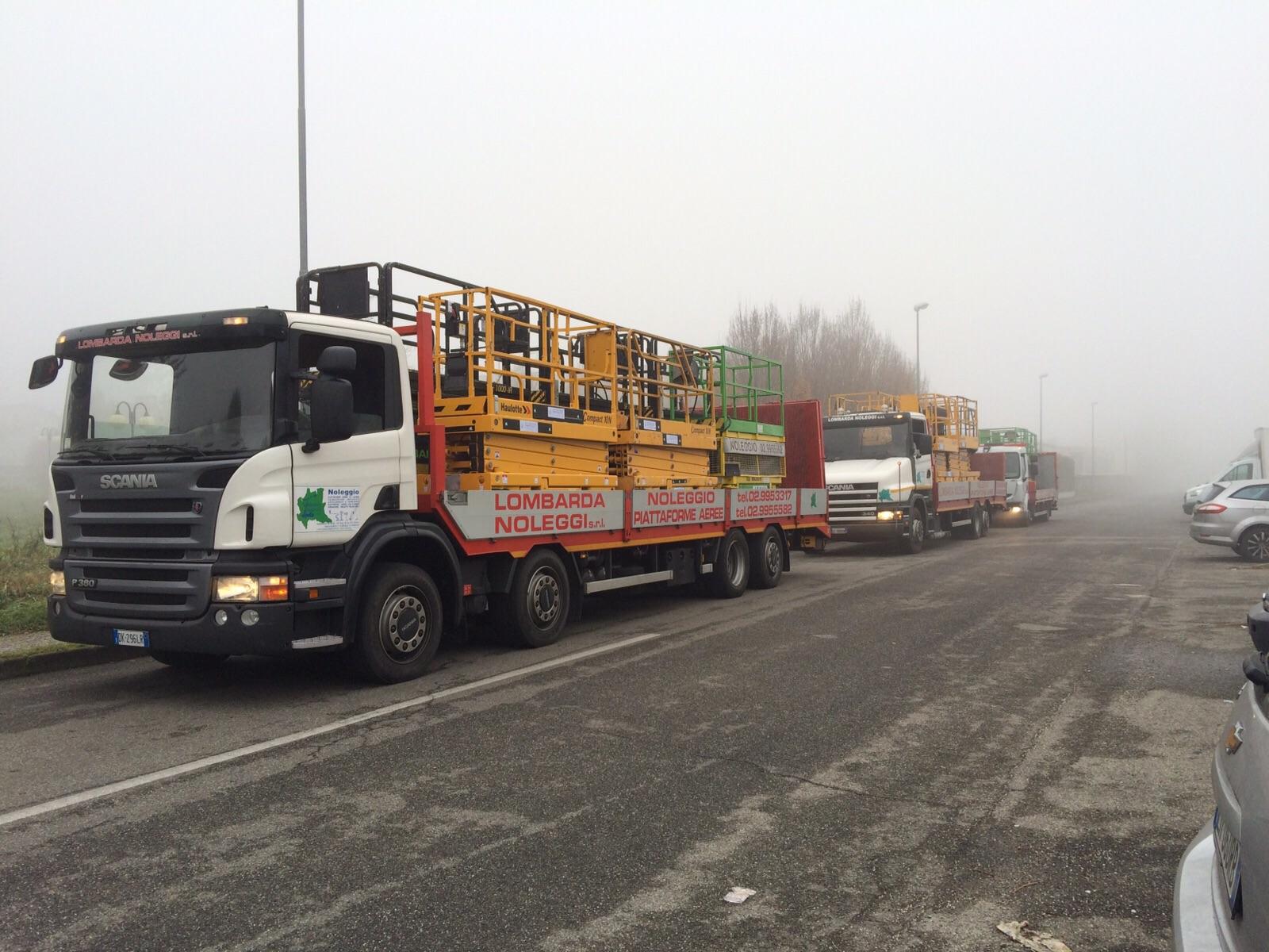 Trasporto e Logistica in completa autonomia